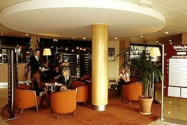 Hotel Holiday Inn Toulouse Airport: Lounge BLAGNAC