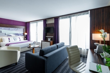 Hotel Holiday Inn Toulouse Airport: Zimmer Suite BLAGNAC