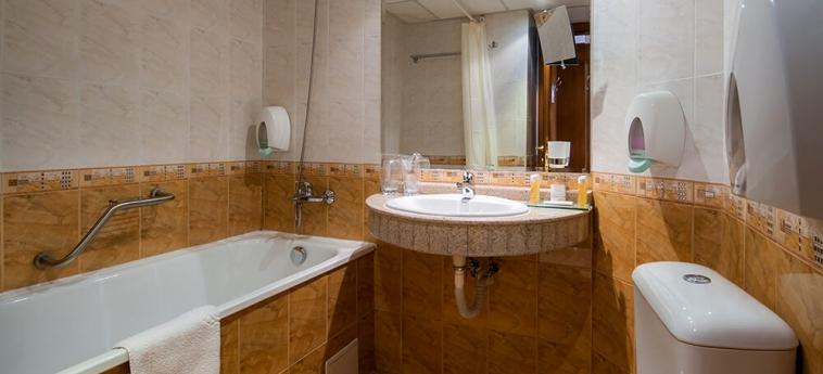 Hotel Ezeretz Spa: Bathroom BLAGOEVGRAD