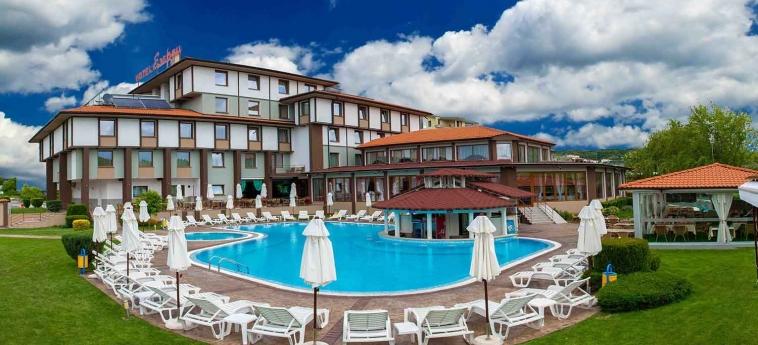 Hotel Ezeretz Spa: Exterior BLAGOEVGRAD