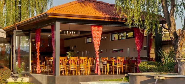Hotel Ezeretz Spa: Garden BLAGOEVGRAD