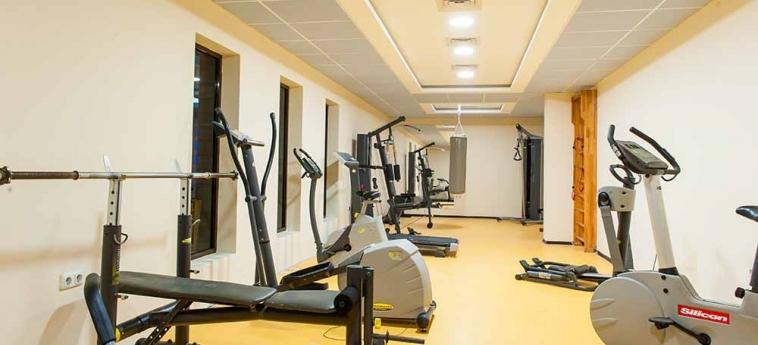 Hotel Ezeretz Spa: Gym BLAGOEVGRAD