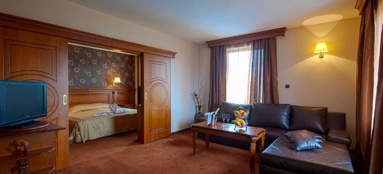 Hotel Ezeretz Spa: Living Room BLAGOEVGRAD
