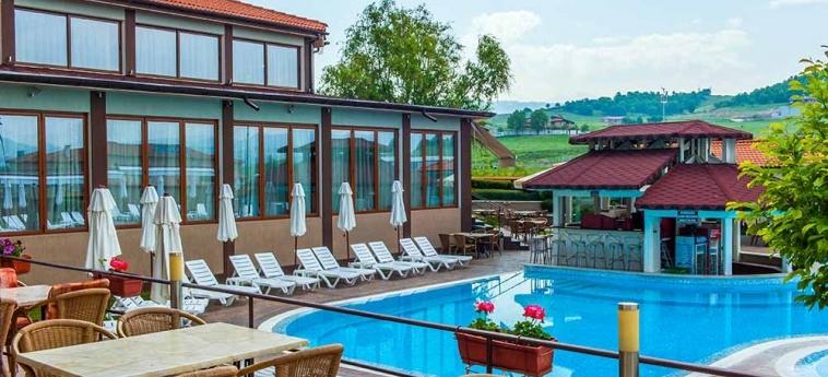 Hotel Ezeretz Spa: Restaurant BLAGOEVGRAD