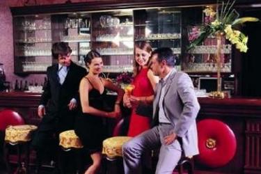 Grand Hotel Toplice: Bar BLED
