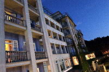 Grand Hotel Toplice: Exterior BLED