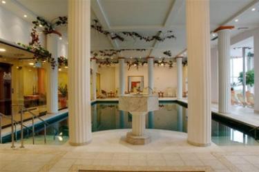 Grand Hotel Toplice: Indoor Swimmingpool BLED