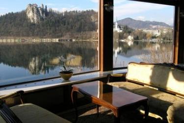 Grand Hotel Toplice: Lounge Bar BLED
