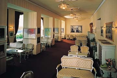 Grand Hotel Toplice: Lounge BLED