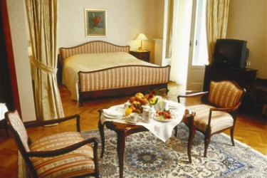 Grand Hotel Toplice: Suite Room BLED