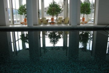 Grand Hotel Toplice: Swimming Pool BLED
