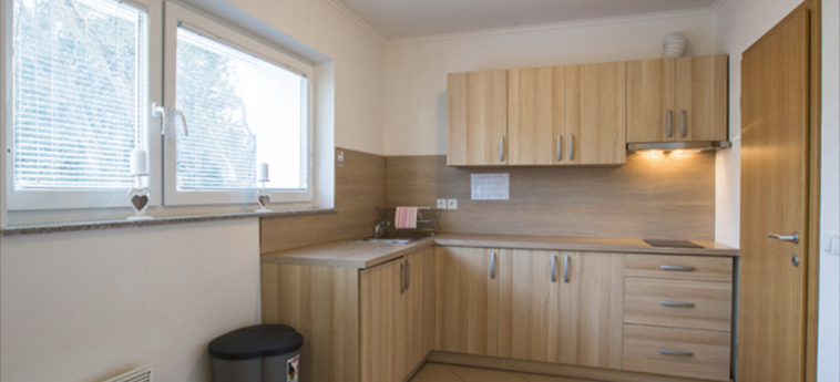 Bled Apartments: Cucina BLED