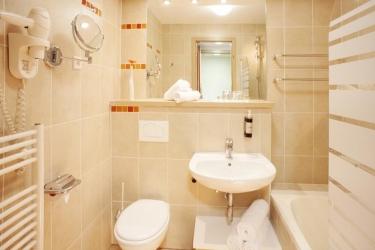 Hotel Savica: Bathroom BLED