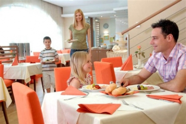 Hotel Savica: Breakfast Room BLED