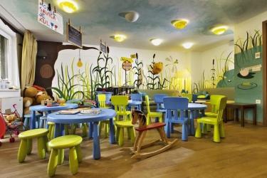 Hotel Savica: Childrens Area BLED