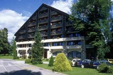 Hotel Savica: Exterior BLED