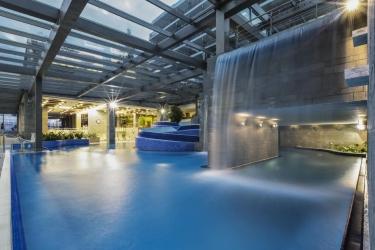 Hotel Savica: Pool BLED