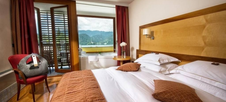 Best Western Premier Hotel Lovec: Chambre d'amis BLED
