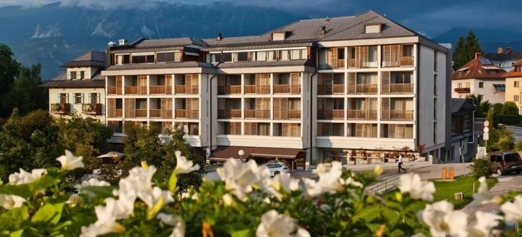 Best Western Premier Hotel Lovec: Façade Hotel BLED