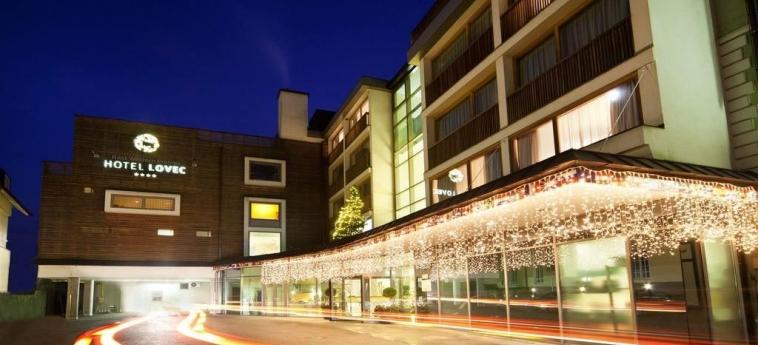 Best Western Premier Hotel Lovec: Facade BLED