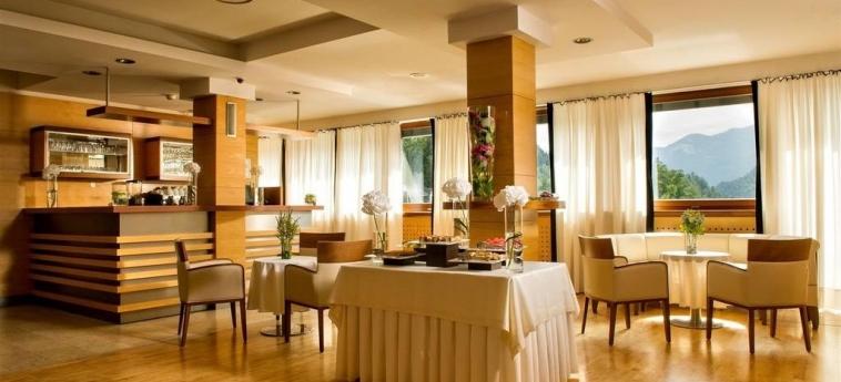 Best Western Premier Hotel Lovec: Hall d'entrée BLED