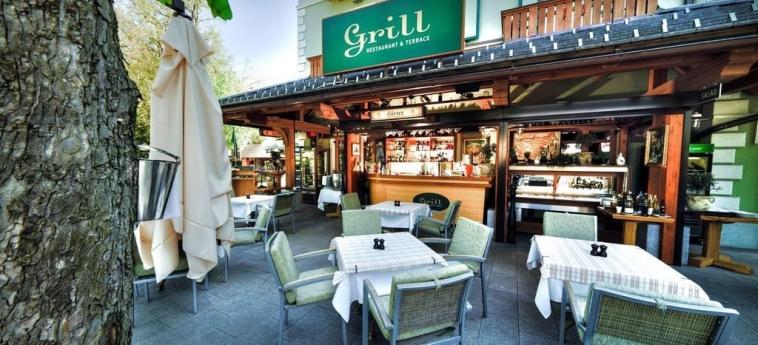 Best Western Premier Hotel Lovec: Restaurant BLED