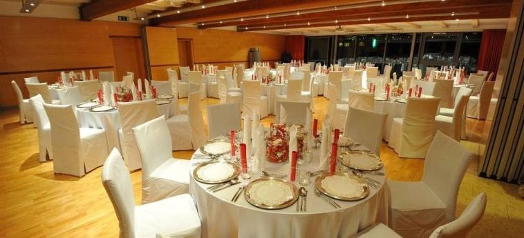 Best Western Premier Hotel Lovec: Salle de Banquet BLED