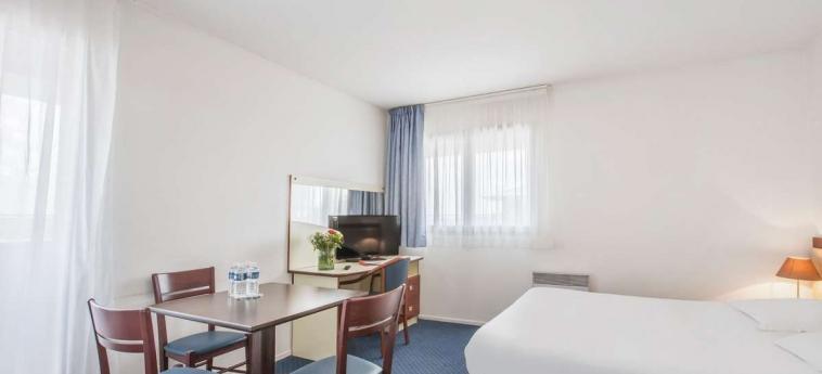 Hotel Appart'city Blois: Habitaciòn Doble BLOIS