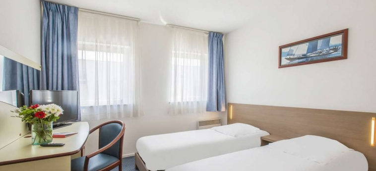 Hotel Appart'city Blois: Habitaciòn Gemela BLOIS