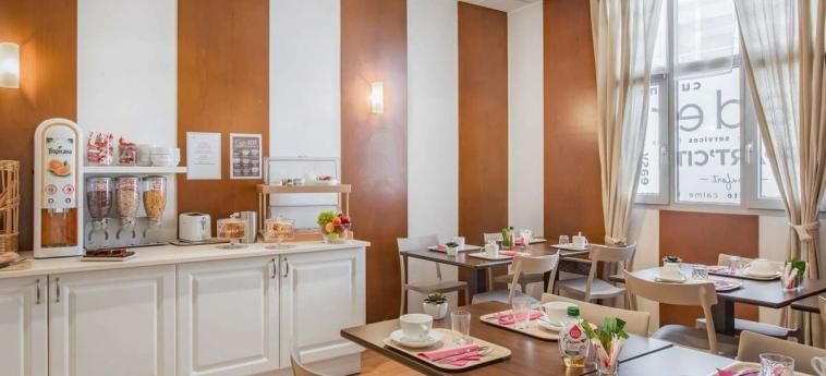Hotel Appart'city Blois: Restaurante BLOIS