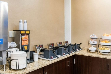 Hotel Comfort Inn Airport: Restaurant BLOOMINGTON (MN)