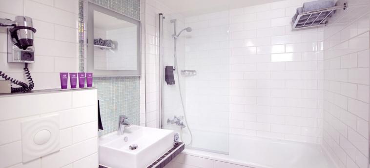Clarion Collection Hotel Grand Bodo: Badezimmer BODO