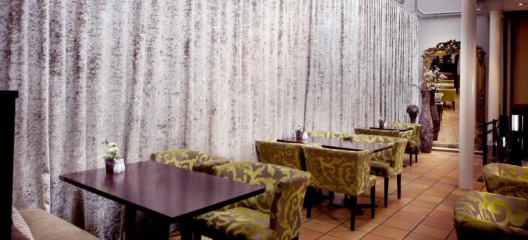 Clarion Collection Hotel Grand Bodo: Buffet BODO