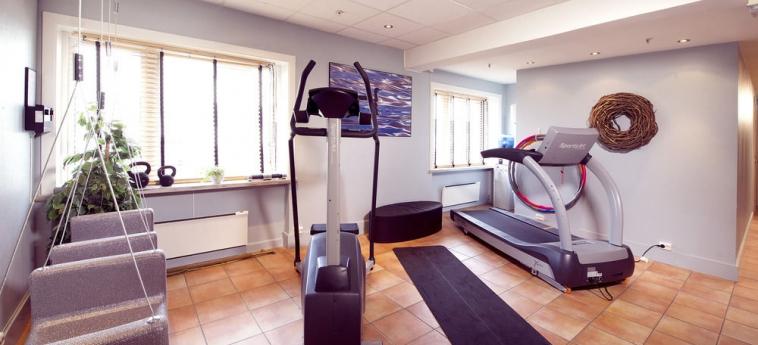 Clarion Collection Hotel Grand Bodo: Fitnessraum BODO