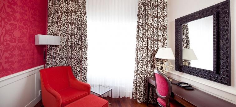 Clarion Collection Hotel Grand Bodo: Gästezimmer BODO