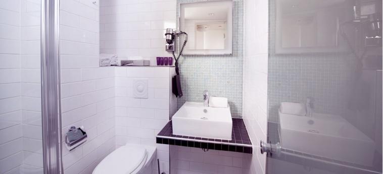 Clarion Collection Hotel Grand Bodo: Gastzimmer Blick BODO