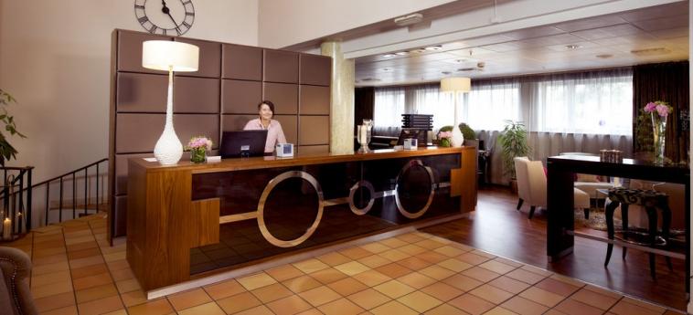 Clarion Collection Hotel Grand Bodo: Reception BODO