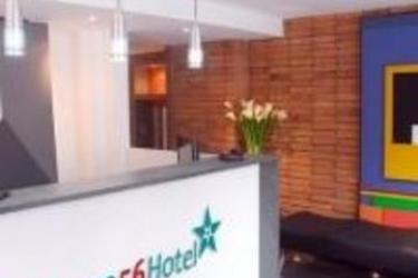 Hotel Abitare56: Hall BOGOTA