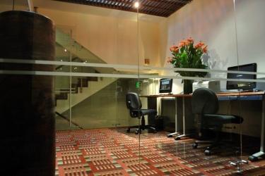 Hotel Morrison: Actividad BOGOTA