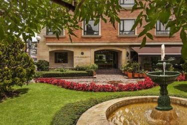 Hotel Morrison: Exterieur BOGOTA