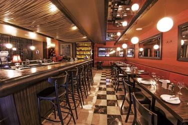 Hotel Morrison: Bar BOGOTA