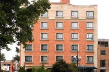 Hotel Morrison: Außen BOGOTA