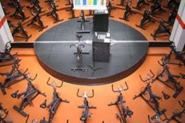 Hotel Morrison: Fitnesscenter BOGOTA
