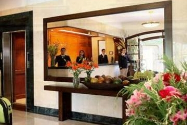 Hotel Morrison: Lobby BOGOTA