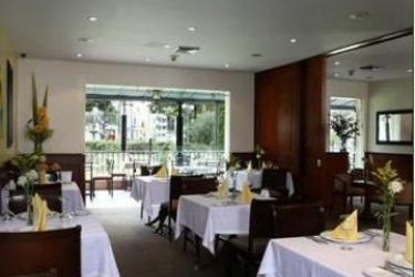 Hotel Morrison: Restaurant BOGOTA
