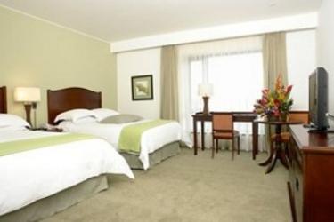 Hotel Morrison: Schlafzimmer BOGOTA