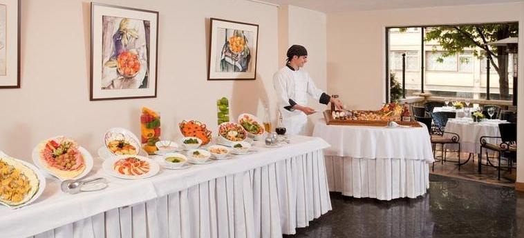 Hotel Estelar Suites Jones: Buffet BOGOTA