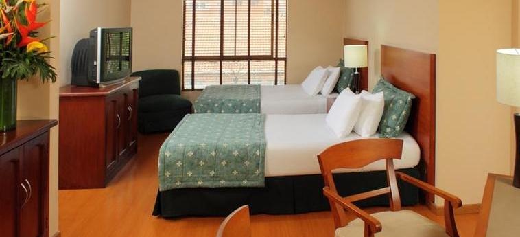 Hotel Estelar Suites Jones: Doppelzimmer - Twin BOGOTA
