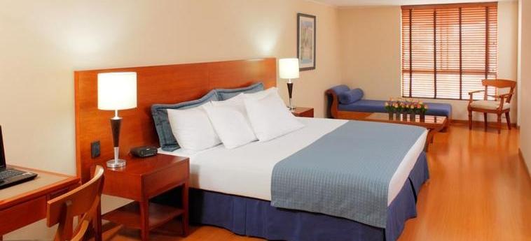Hotel Estelar Suites Jones: Doppelzimmer BOGOTA