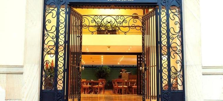 Hotel Estelar Suites Jones: Eingang BOGOTA
